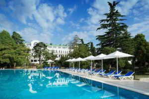 Отель Riviera Sunrise Resort & Spa Alushta